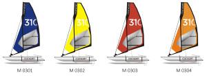 310 Sport colours