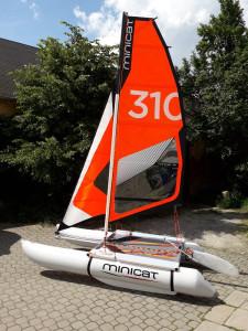 New sail - 310 Sport - 1